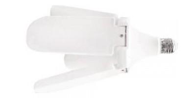 Приход раскладных светодиодных ламп высокой мощности T80