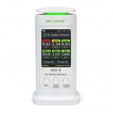 ECO-5 Анализатор воздуха, серия «ECOLINE»