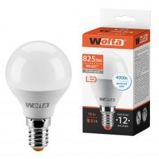 Светодиодная лампа WOLTA 25S45GL10E14 10Вт 4000K E14