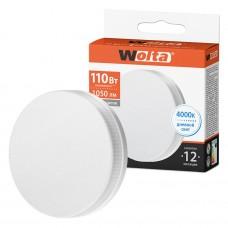 Светодиодная лампа WOLTA 25S75R12GX53 12Вт 4000K GX53