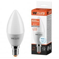 Светодиодная лампа WOLTA 25SC5E14 5Вт 4000K E14