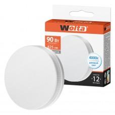 Светодиодная лампа WOLTA 25S75R10GX53 10Вт 4000K GX53