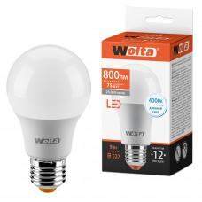 Светодиодная лампа WOLTA 25S60BL9E27 9Вт 4000К E27