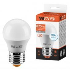 Светодиодная лампа WOLTA 25S45GL10E27 10Вт 4000K E27