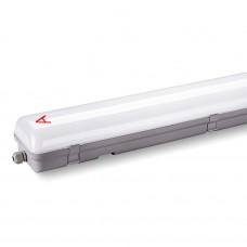 Светильник светодиодный WOLTA PRO ПРОМ ДСП01-54-041-4К с БАП 54Вт 6500лм IP65 4000K матовый