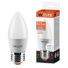 Светодиодная лампа WOLTA 25SC10E27 10Вт 4000K E27