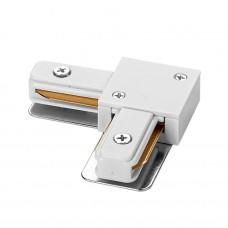 Коннектор угловой WOLTA WTL-AC/01W Белый
