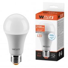 Светодиодная лампа WOLTA 25S67BL25E27 25Вт 4000К E27