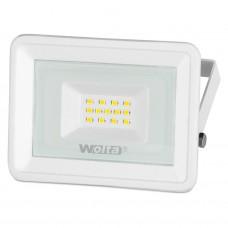 Светодиодный прожектор WOLTA WFL-10W/06W 10Вт 5700К IP65 Белый