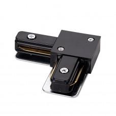 Коннектор угловой WOLTA WTL-AC/01B Чёрный